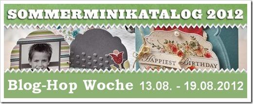 SU Sommerminikatalog 2012 Blog-Hop Woche
