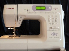 janome 4800 machine only