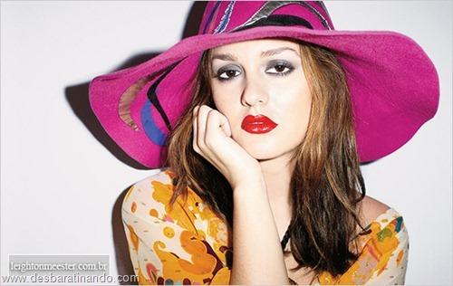 Leighton meester blair gossip girl garota do blog linda sensual desbaratinando  (251)