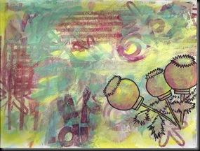 Art journalling 10001