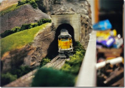 22 My Layout in Summer 2002