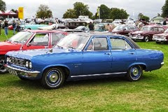 Vauxhall 1966 Viscount