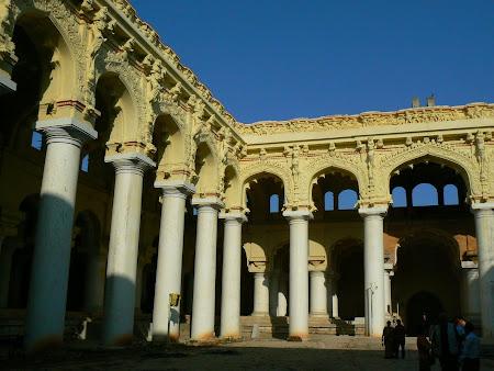 Old Palace of Madurai - Tamil Nadu