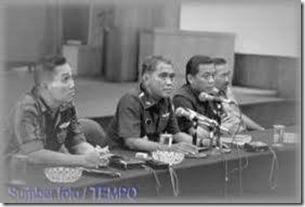 Peristiwa Tanjung Priok 1984 versi Pemerintah