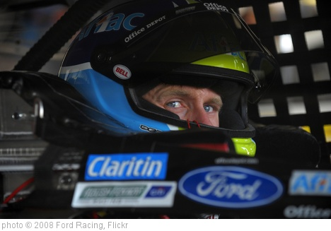 'Up Close with Carl Edwards' photo (c) 2008, Ford Racing - license: http://creativecommons.org/licenses/by/2.0/