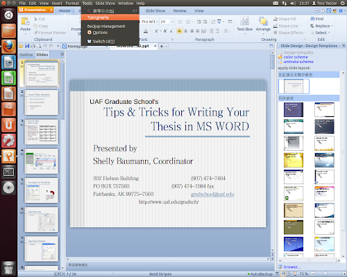 WPS Office su Ubuntu