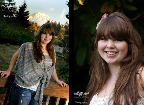 Puyallup Senior Portrait Photographer 4