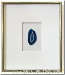 framed agate agate019