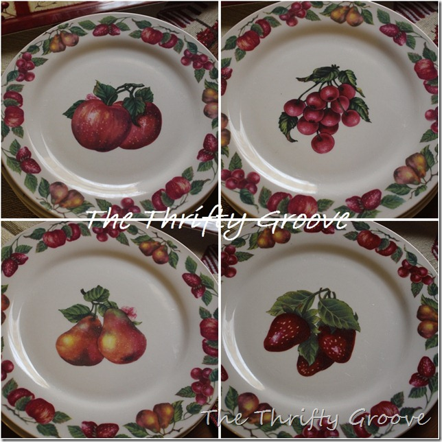 apple plates