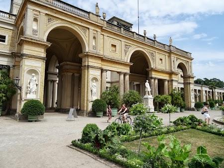 Palat in stil florentin la Potsdam