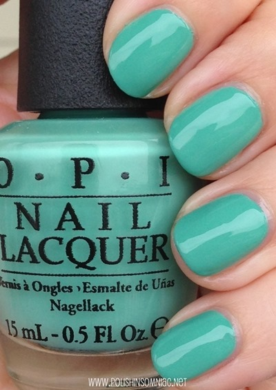 OPI My Dogsled is a Hyrbrid