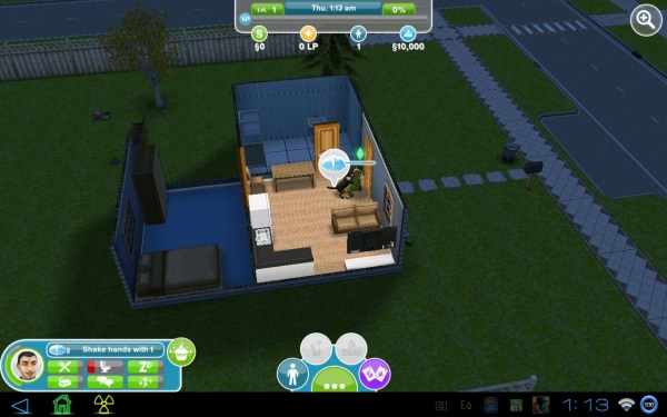 The Sims™ FreePlay (Android игры)