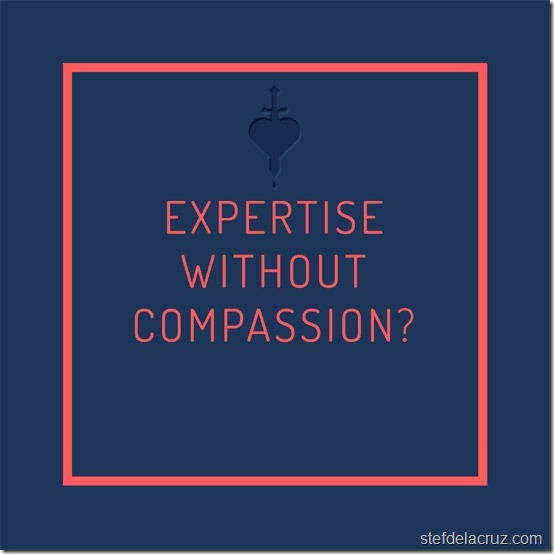 expertise and compassion