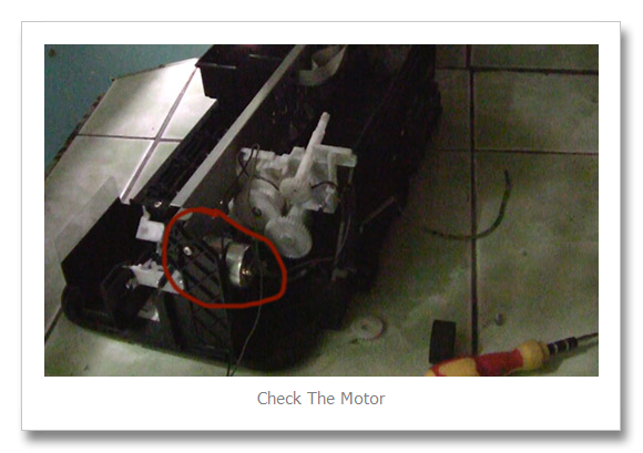 General Error Motor