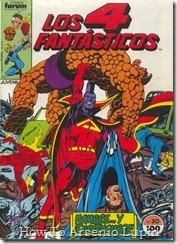 P00030 - Los 4 Fantásticos v1 #30
