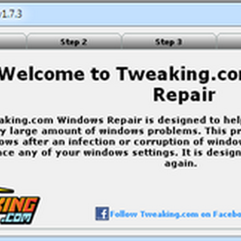 Programa gratuito para reparar Windows