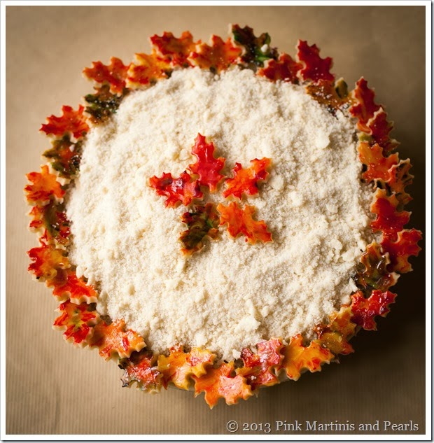 decorative pie crust