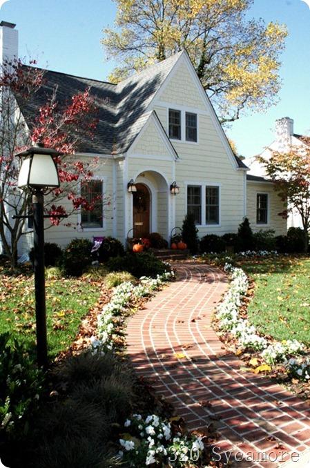 fall house 5