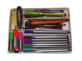 penne in ordine