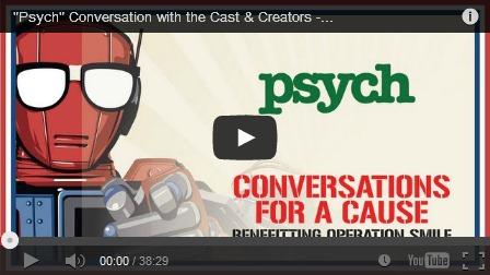 Psych nerd HQ Panel