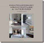 Cover Contemporary Architecture & Interiors - Yearbook 2013