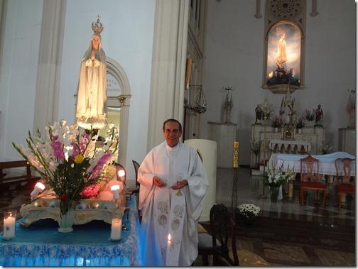 Padre Otaviano celebra 18 anos de vida sacerdotal