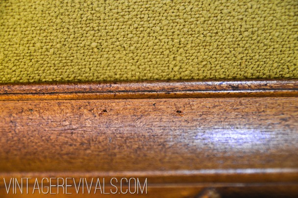 DIY Upholstered Headboard Tutorial @ Vintagerevivals.com-20