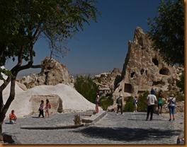 Cappadocia, outdoor muiseum