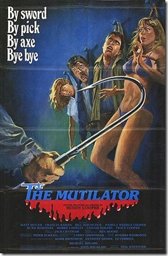 Mutilatorposter