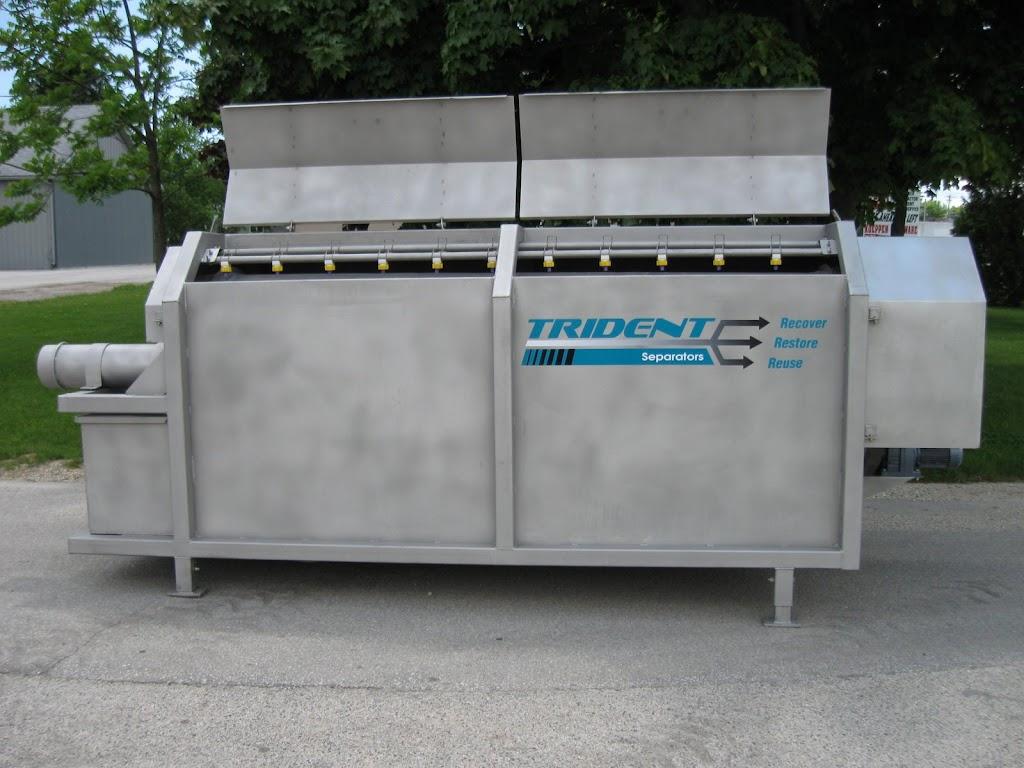 Trident Manure Separator