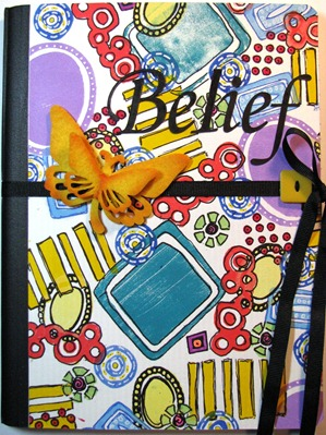2011 10 LRoberts Journals of Love Belief Composition Book