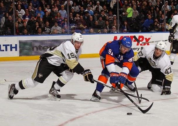 Pittsburgh Penguins v New York Islanders O2hsoDXJN7Tx