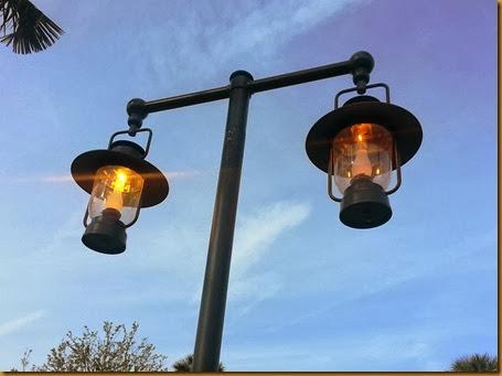 brownwood street lamps