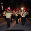 2013-07-25 - Wojewódzkie Obchody Święta Policji w Staszowie - Apel Pamięci