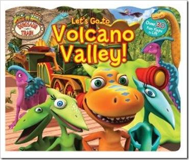 Dinosaur Train Volcano Valley