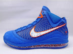hardwood lebron7 suede 01 First Look at Nike LeBron X Low   Cavs Hardwood Classic?!