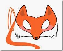 mascara de zooro animal para imprimir  (4)