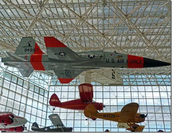 The Museum of Flight in Seattle 8
