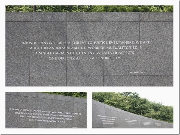 Martin Luther King Memorial, Wasgington DC