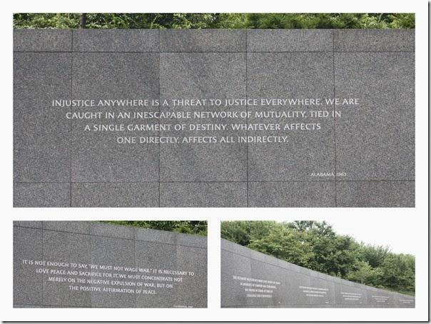 Martin Luther King Memorial, Wasgington DC