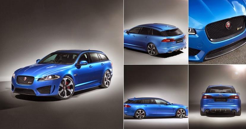 All Cars Nz 2014 Jaguar Xfr S Sportbrake