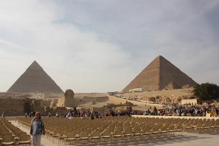 Obiective turistice Egipt: Piramidele de la Cairo