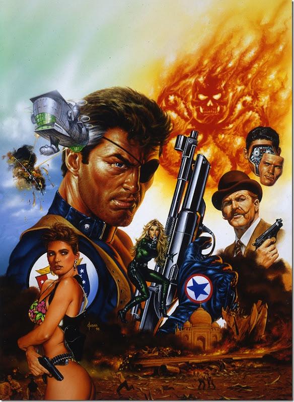 Nick Fury,Nicholas Joseph,Samuel L. Jackson, David Hasselhoff (56)