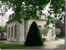 l'Ermitage du chateau de Bagnolet