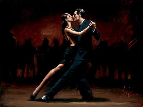 imagen del baile del tango