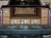 Tool Box Drawers 001