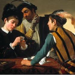 49 - Caravaggio - Los tramposos