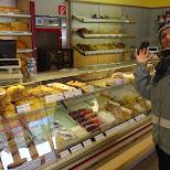 bakery in Seefeld, Tirol, Austria
