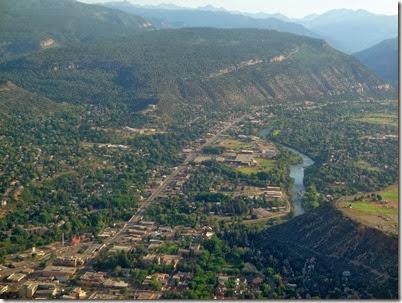 Aerial Durango