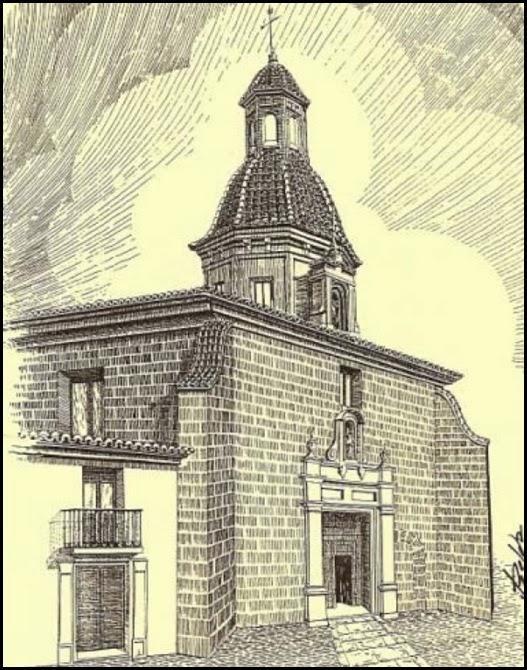 ermita de san vicente años 40